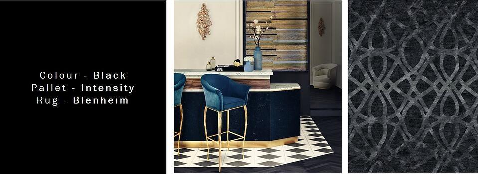 interior design colour trends intensity