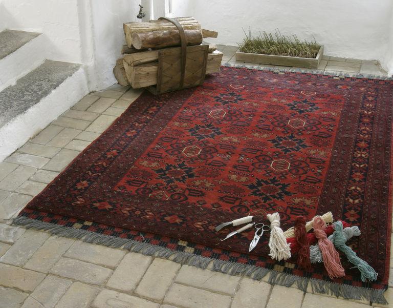 afghan rugs