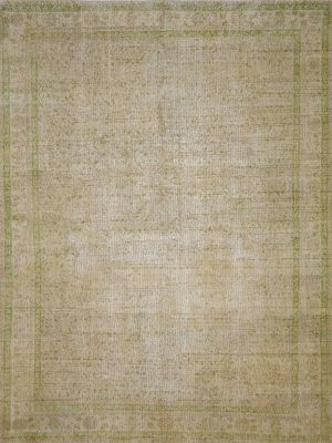 cream coloured vintage style rug