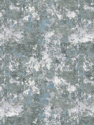 luxury abstract rug made from wool and silk