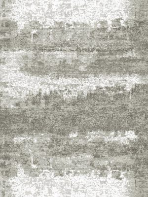 luxury silver grey abstract rug
