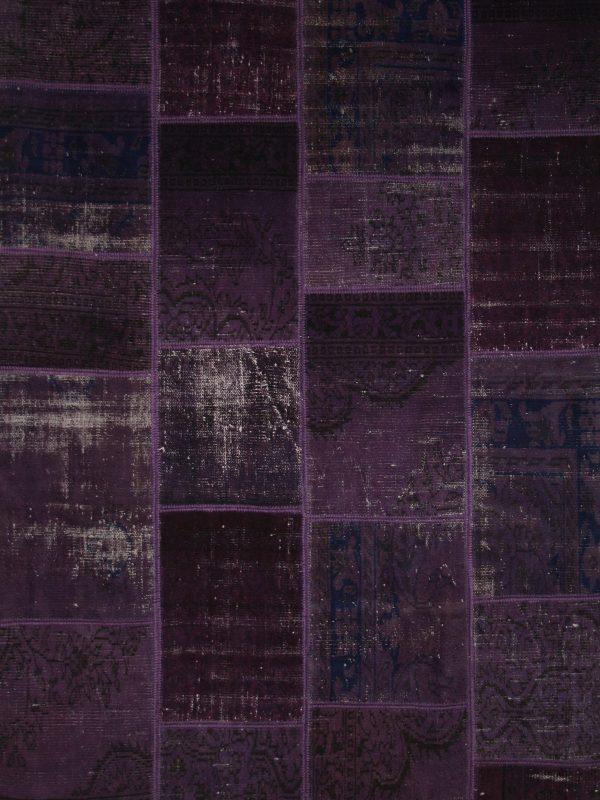 Patchwork Rug | Bazaar Velvet