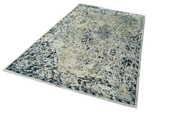transitional design rug