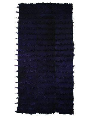 Purple Tulu - Luxury Rug - bazaar velvet