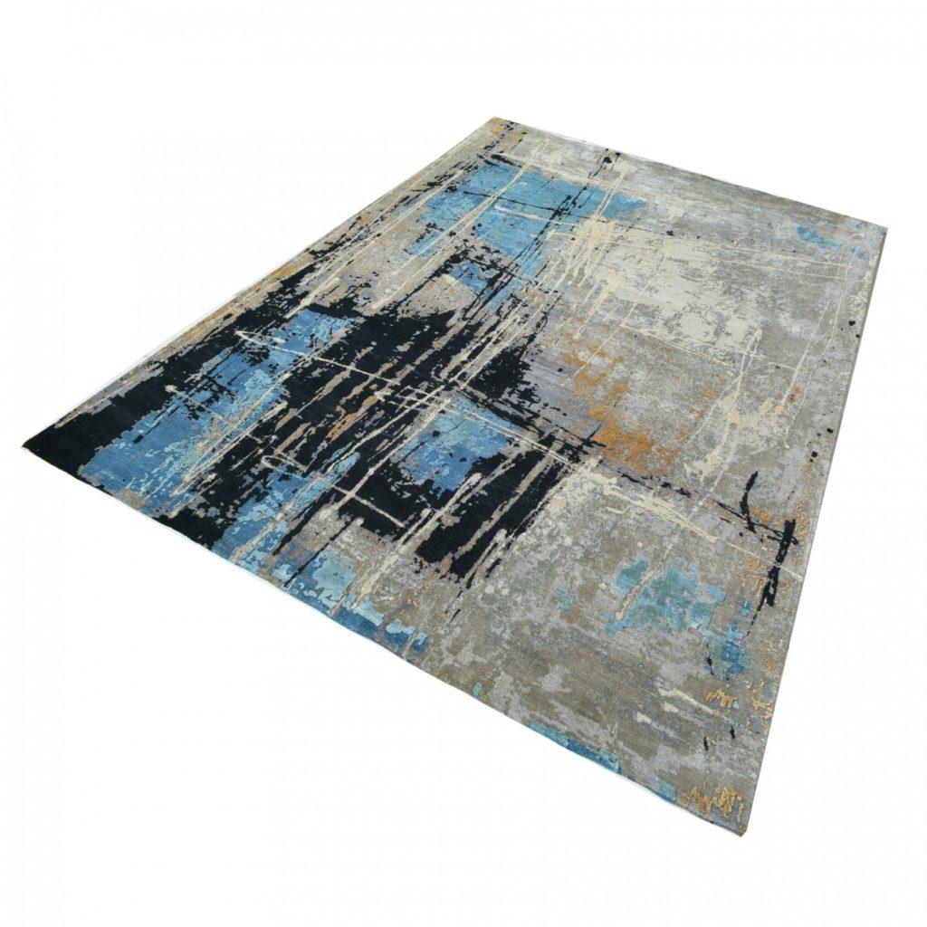 winter rugs blue rug