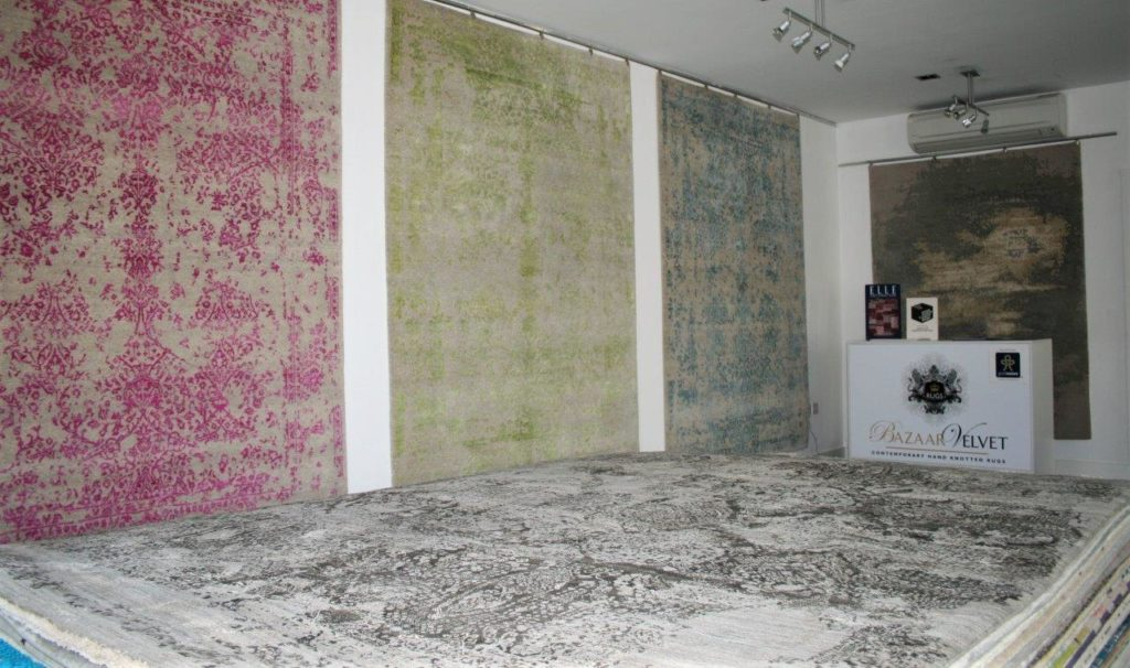 Showroom | Bazaar Velvet