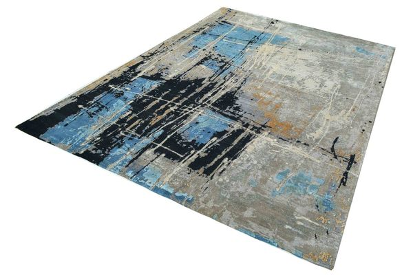 abstract designer rug - Bazaar Velvet