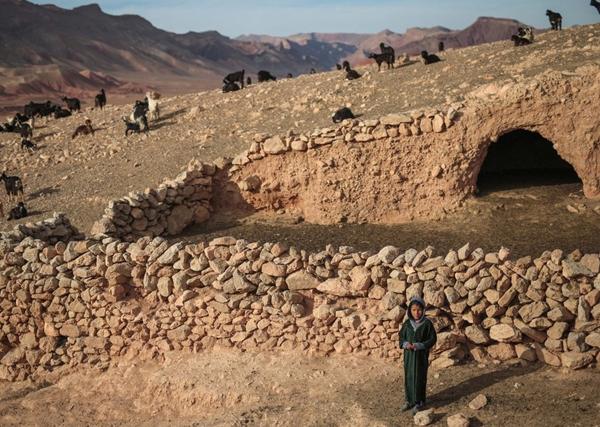 morocccan nomadic tribe