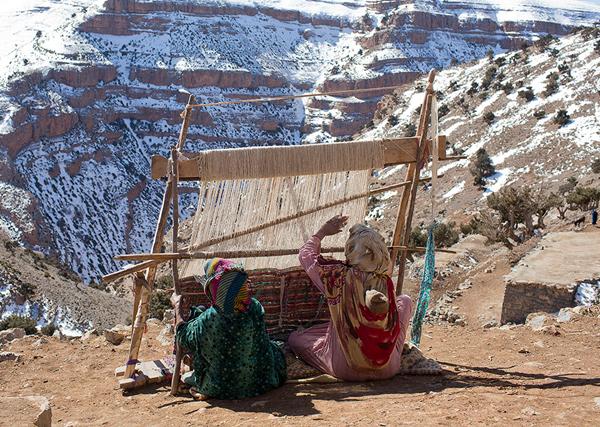 Traditional Moroccan Handmade Rugs | Bazaar Velvet