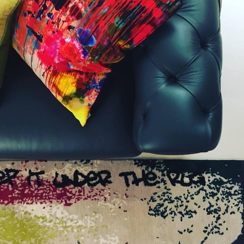 Bespoke Rug | Bazaar Velvet