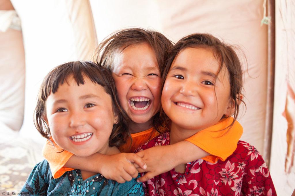 goodweave in Afghanistan rug community