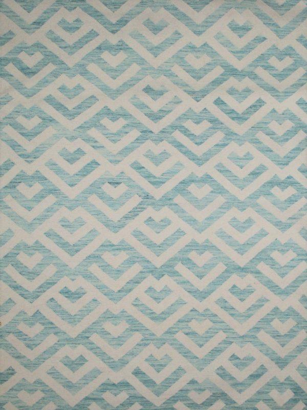 blue-geometric-design-kelim-rug