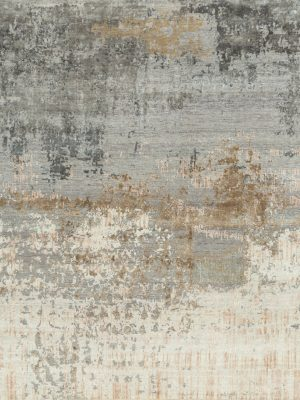 abstract contemporary designer rug