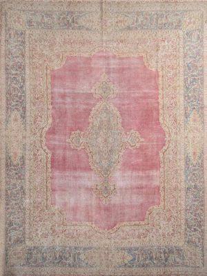 vintage style rug persian