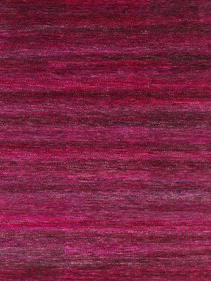 pink sari silk rug