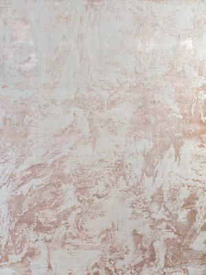 pink contemporary designer rug