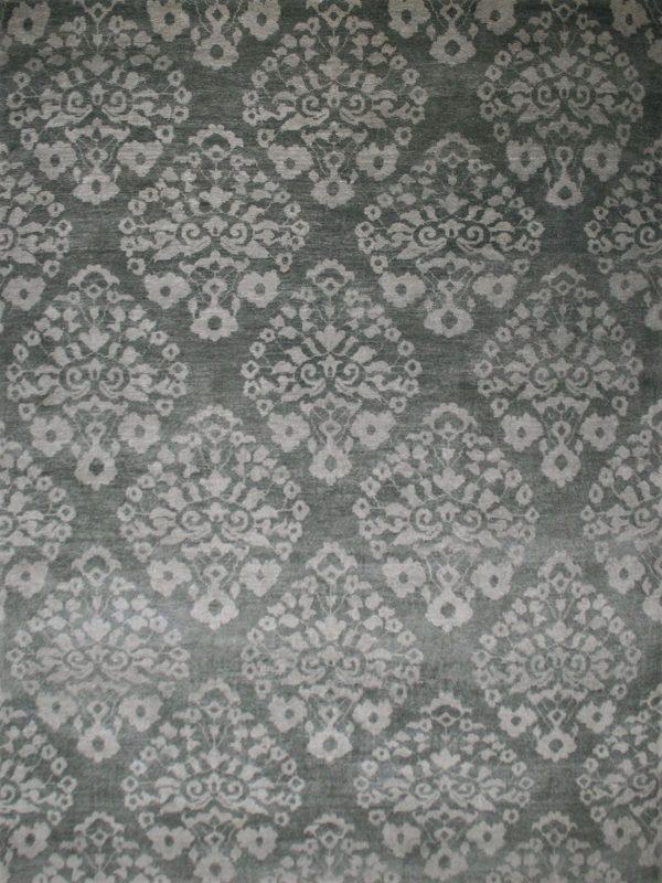 grey rug wool