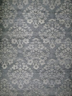 wool rug floral pattern