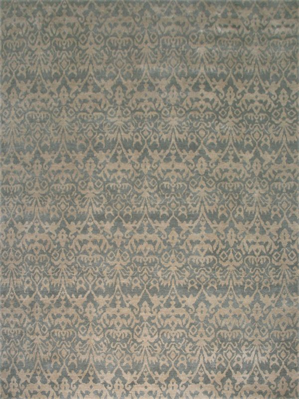 traditional style wool rug