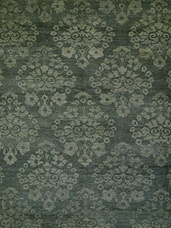 classic style rug grey blue