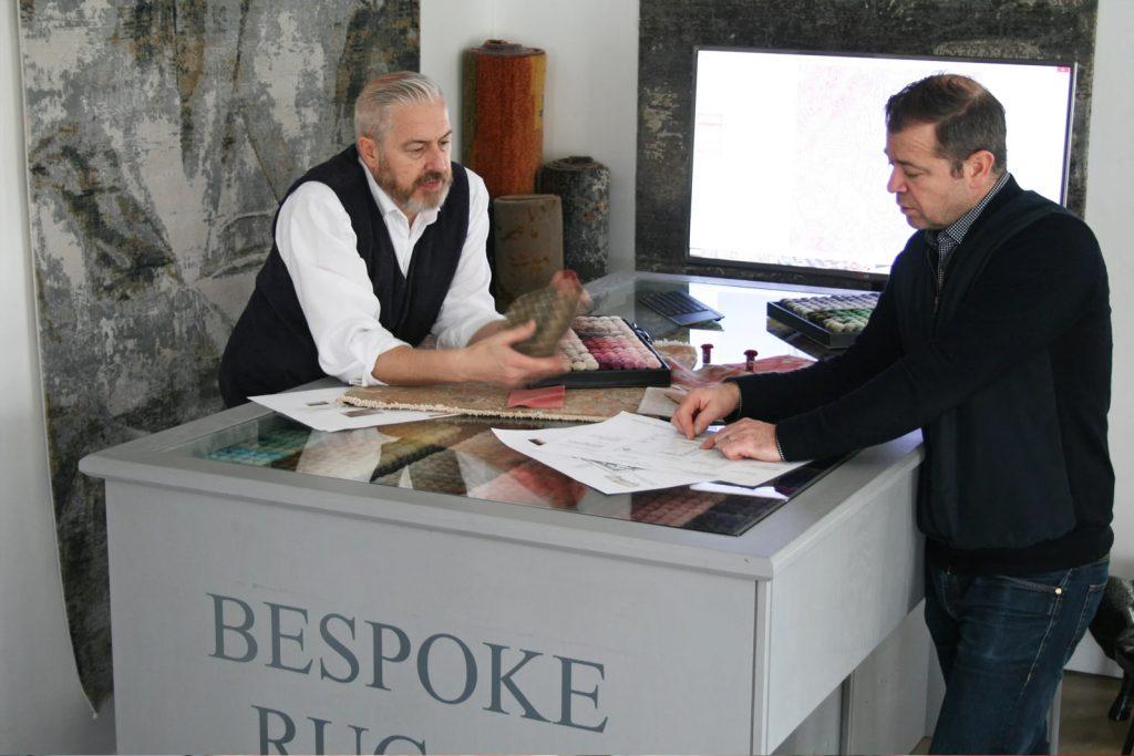 bespoke design station