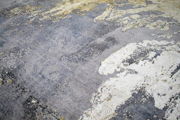 abstract rug luxury