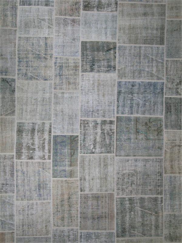 vintage patchwork rug khaki