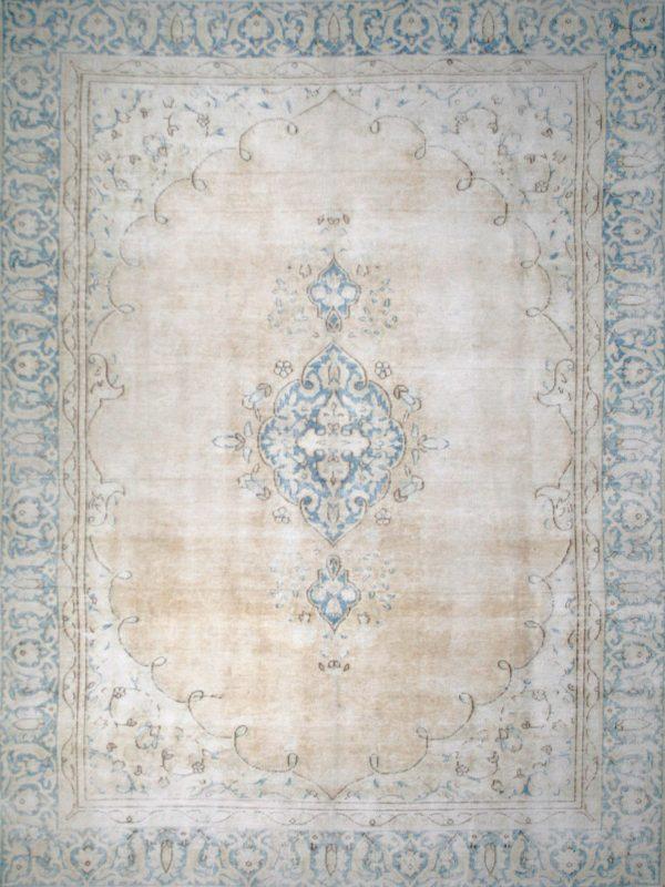 faded persian rug