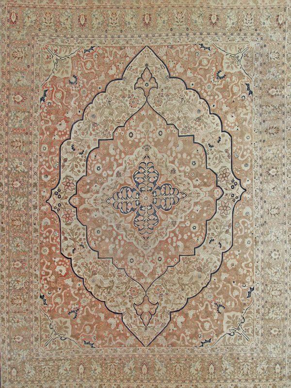classic tabriz antique rug