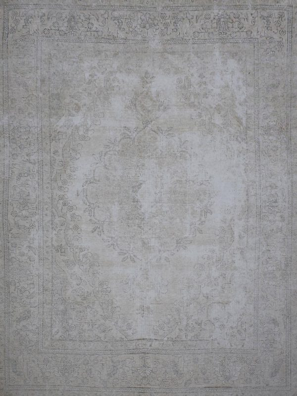 faded vintage rug persian