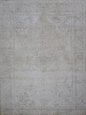 faded persian rug vintage