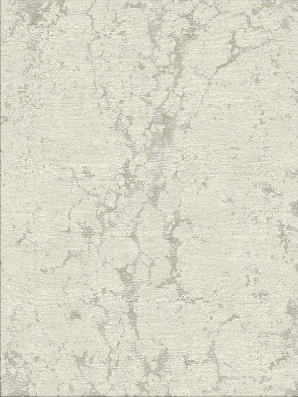 neutral modern rug wool and silk